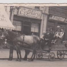 CARTE POSTALA-ORASUL ROMAN - Carte Postala Moldova dupa 1918, Necirculata, Fotografie
