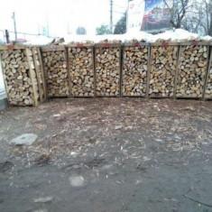 Vând lemne de foc esență tare fag stejar carpen salcâm