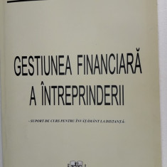 GESTIUNEA FINANCIARA A INTREPRINDERII - BERCEANU , VASILESCU SIGHICEA