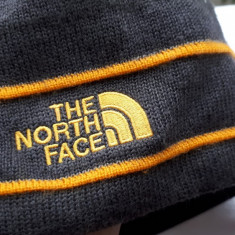 Caciuala barbati fes The Nord Face (3 model) originala - Fes Barbati The North Face, Marime: Marime universala, Culoare: Negru