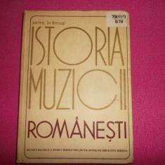 Petre Brancusi - Istoria Muzicii Romanesti