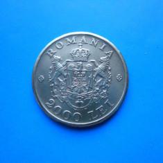 HOPCT ROMANIA 2000 LEI 1946 [ 4 ] - Moneda Romania