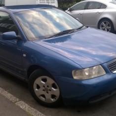 Audi A3 SE, An Fabricatie: 2002, Benzina, 52000 km, 1600 cmc