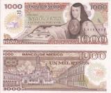MEXIC 1.000 pesos 1985 - serie XN UNC!!!