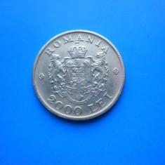 HOPCT ROMANIA 2000 LEI 1946 [ 2 ] - Moneda Romania