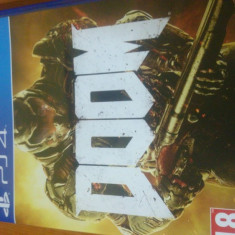 DOOM Ps4 - Consola PlayStation