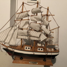 Macheta corabie, veche, Cutty Sark 1869 - Macheta Navala