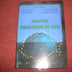 Dreptul Frontierei De Stat - Aurel Neagu - Curs drept