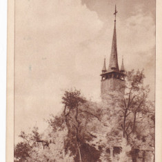 BAIA MARE, BISERICA MARAMURESANA, ROMANIA. - Carte Postala Maramures dupa 1918, Circulata, Fotografie
