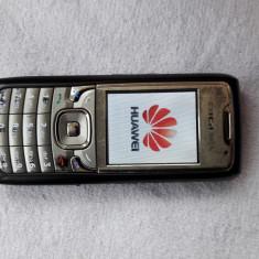 TELEFON DIGI Huawei U120s - 3G - Telefon Huawei, Negru, Nu se aplica, RDS-Digi Mobil, Fara procesor