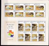 Bermuda  2001  fauna  pasari  MI 785-788 kleib.   MNH  w47, Nestampilat