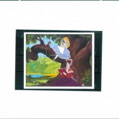 Grenada - DISNEY - Colita nestampilata - Timbre straine