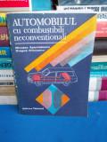 NICOLAE APOSTOLESCU - AUTOMOBILUL CU COMBUSTIBILI NECONVENTIONALI - 1989