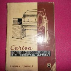 CARTEA MUNCITORULUI DIN INDUSTRIA LAPTELUI , 1962