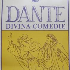Divina Comedie (Infernul - Purgatoriul - Paradisul) - Dante Alighieri