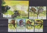 Cuba  2016  fauna  serie  + colita   MNH  w47, Nestampilat