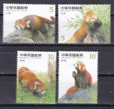 Taiwan  2007  fauna  MI 3221-3224   MNH  w47, Nestampilat