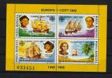 Romania MNH 1992 - Europa descoperirea Americii - LP 1282 - cel mai ieftin, Nestampilat