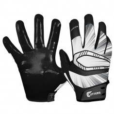 Manusi fotbal american Cutters REV Pro Receiver Gloves YOUTH SMALL