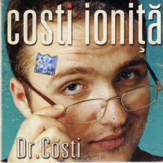 Costi Ioniță ‎– Dr. Costi (1 CD) - Muzica Pop nova music