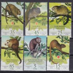Cuba 2016 fauna MNH w47 - Timbre straine, Nestampilat