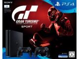 Consola SONY PlayStation 4 Slim ,1TB + Extracontroller + Gran Turismo Sport