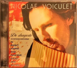 Nicolae Voiculeț ‎– De Dragoste (1 CD), cat music