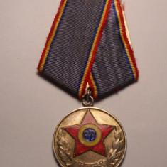 Medalia a X a Aniversare Fortele Armate ale RPR 1953