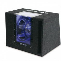 Subwoofer Auto ALPINE SBG-1244BP Band Pass 250W RMS 12 inch 30 cm