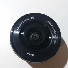 Obiectiv Sony 1650 - Obiectiv mirrorless