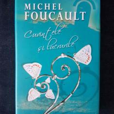 Cuvintele si lucrurile - Michel Foucault - Carte de aventura