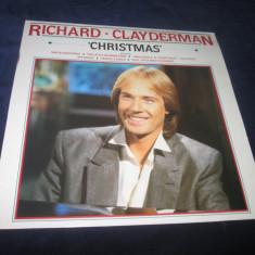 Richard Clayderman - Christmas _ vinyl, LP _ Decca (UK) - Muzica Sarbatori, VINIL