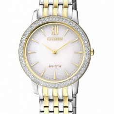 Ceas original Citizen Elegance EX1484-81A Eco-Drive, Casual