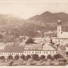 BAIA-MARE BISERICA VEDERE GENERALA, ROMANIA. - Carte Postala Maramures dupa 1918, Necirculata, Fotografie