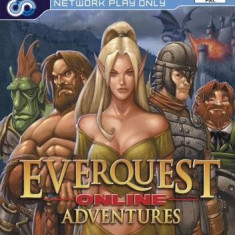 Everquest Online Adventures - PS2 [Second hand] - Jocuri PS2, Role playing, Toate varstele, MMO