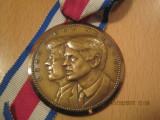 Medalie Decoratie Elvetia-1969-MARCHE-POPULAIREl--Paul-Kramer.Neuchatel