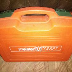 Bormasina cu acumulator Meister - CRAFT - Surubelnita electrica