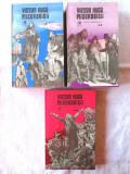 """MIZERABILII"", 3 vol., Victor Hugo, 1981. Carti absolut noi, Alta editura"