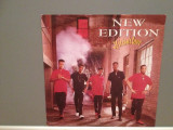 NEW EDITION - IF IT ISN' LOVE (1988/MCA/RFG) - Vinil Single '7/Impecabil, MCA rec