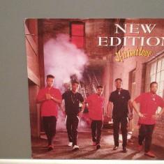 NEW EDITION - IF IT ISN' LOVE (1988/MCA/RFG) - Vinil Single '7/Impecabil - Muzica Dance MCA rec