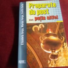 ELISABETA IORGA - PREPARATE DE POST PUTIN ALTFEL - Carte Retete de post