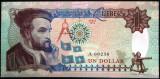 Bancnota - Fantasy 1 Dolar - QUEBEC, anul 2016 *cod 148  B ---  UNC