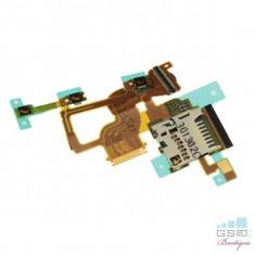 Cititor Card+Flex Volum Sony LT28i Xperia Ion