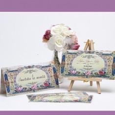 Invitatii Nunta - Victorian 1