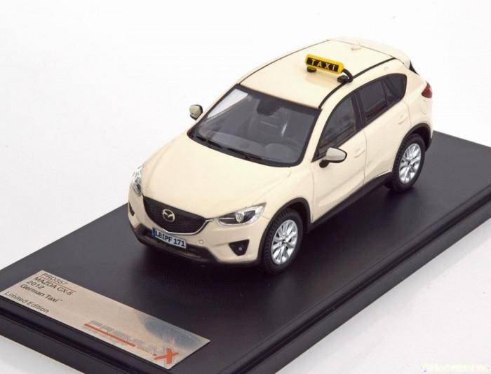 Se vinde macheta Mazda CX-5  2012 Taxi 1:43 Premium X