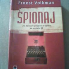 Ernest Volkman - SPIONAJ / Cele mai mari operatiuni de spionaj ale secolului 20, Rao