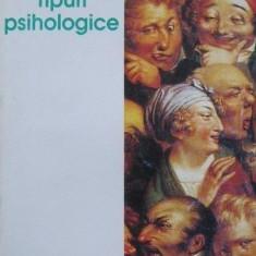 Tipuri Psihologice - C. G. Jung - Carte Psihologie