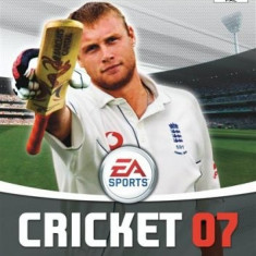 EA Sports Cricket 07 - PS2 [Second hand], Sporturi, 3+, Multiplayer