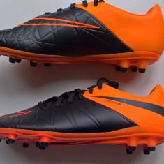 Nike Hypervenom Phelon FG - adidasi originali barbati, ghete fotbal Nike!, Marime: 44, Culoare: Orange, Teren sintetic: 1, Iarba: 1