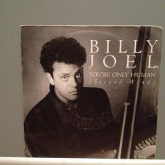 BILLY JOEL - YOUR ONLY HUMAN/SURPRISES(1985/CBS/RFG) - Vinil Single '7/Impecabil - Muzica Pop Columbia